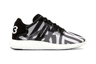 Y-3 Yohji Boost Black/White