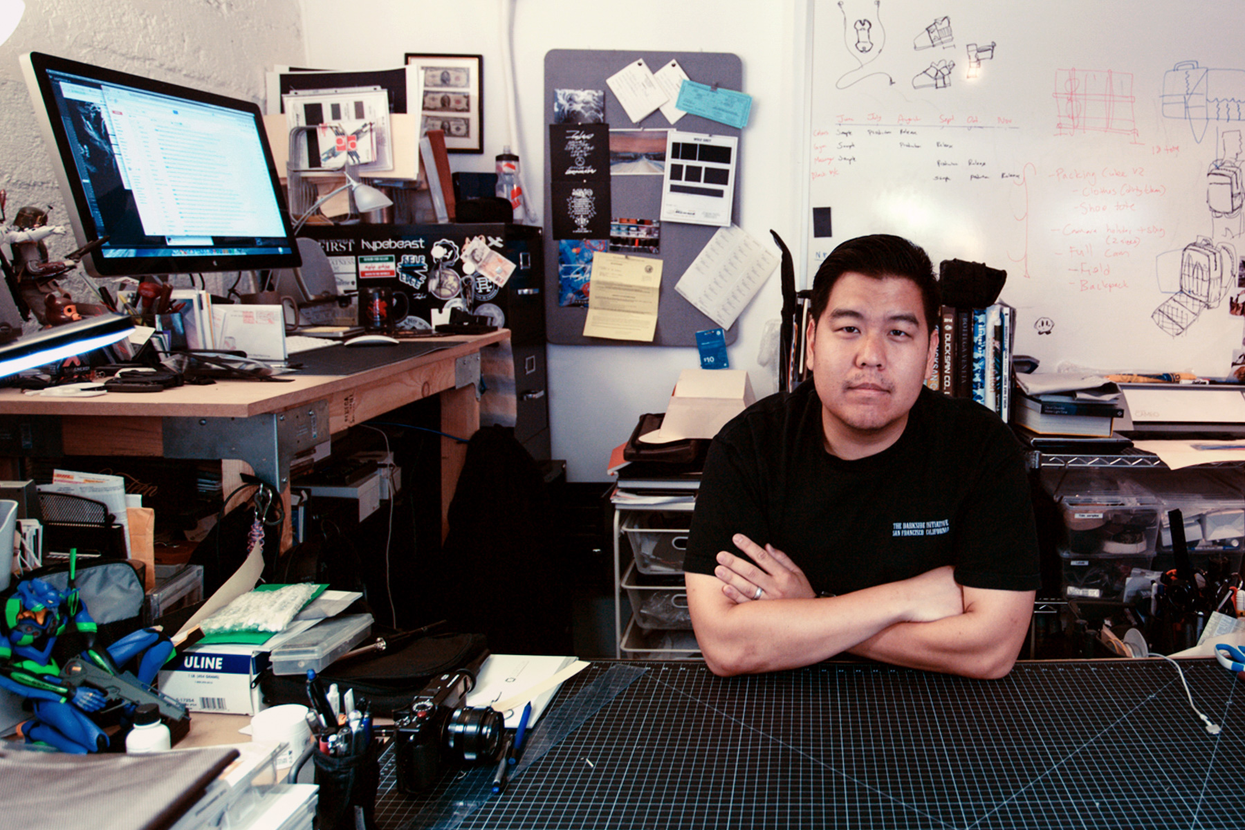 10 Things to Consider Before Quitting Your Day Job to Start a Brand with Richard Liu of DSPTCH