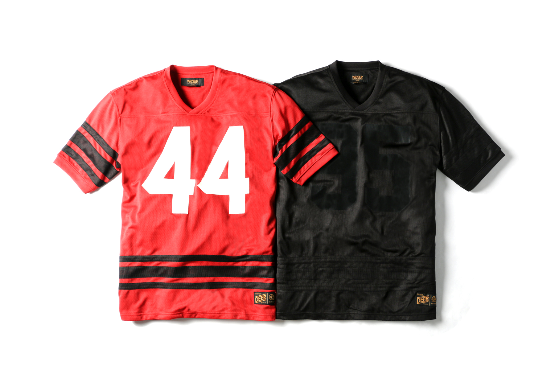 10.Deep 2014 Fall/Winter Icons Jersey