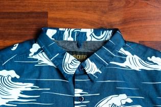 10.Deep 2014 Fall/Winter Island Life Button-Down Shirt