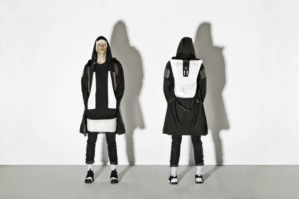11 by Boris Bidjan Saberi 2014 Fall/Winter Lookbook