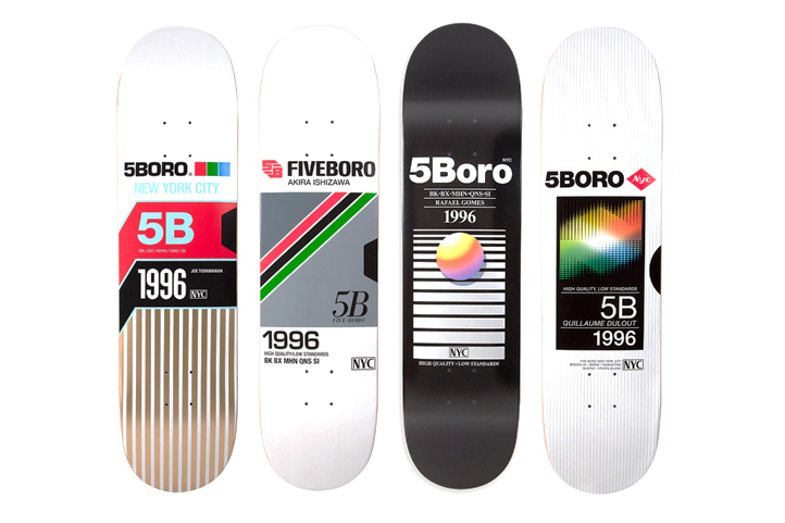 5boro vhs tapes deck series