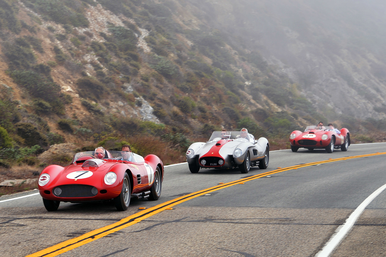 a meeting of rare vintage classics the 2014 pebble beach tour delegance
