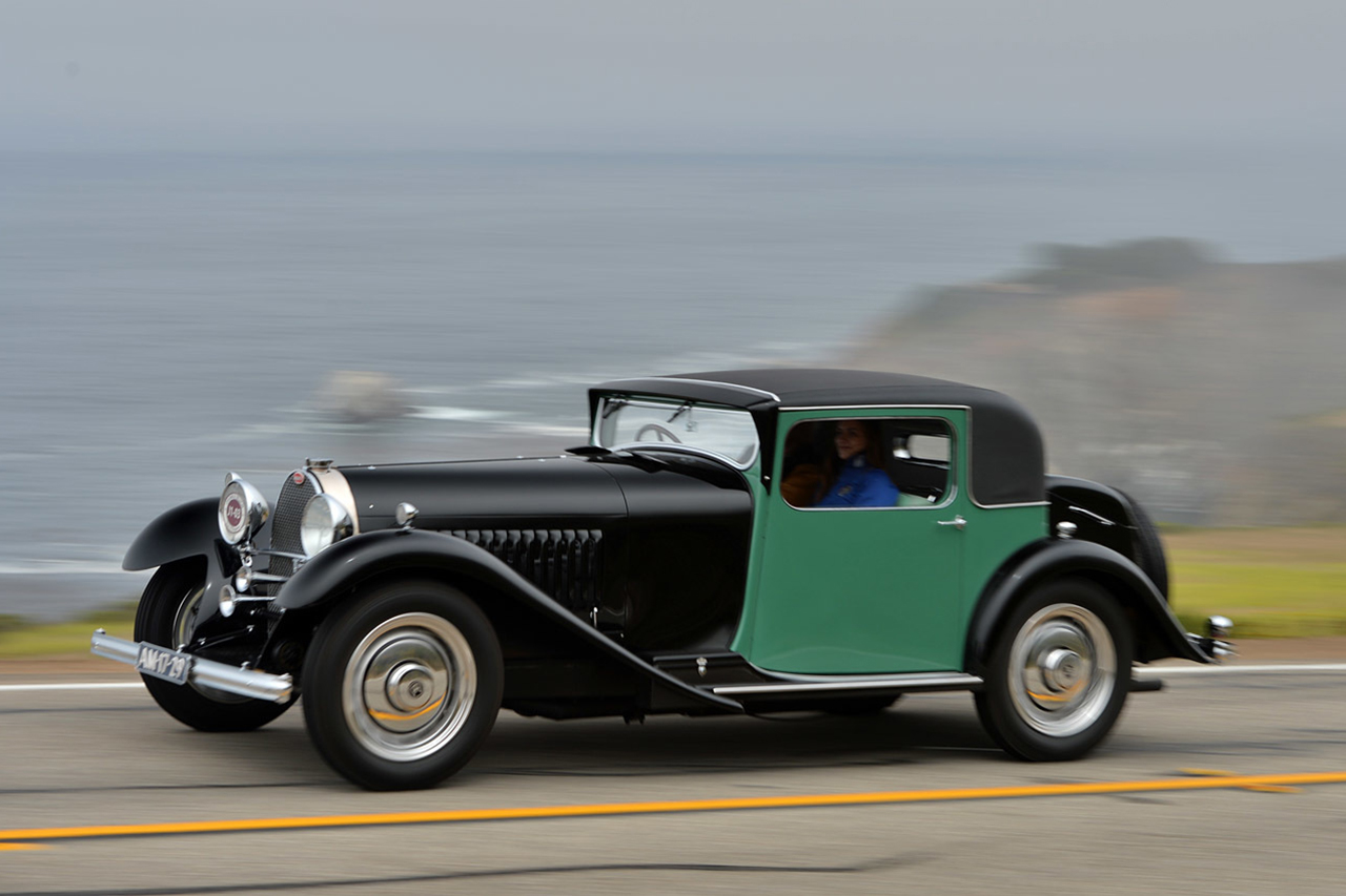 A Meeting of Rare Vintage Classics: The 2014 Pebble Beach Tour d'Elegance