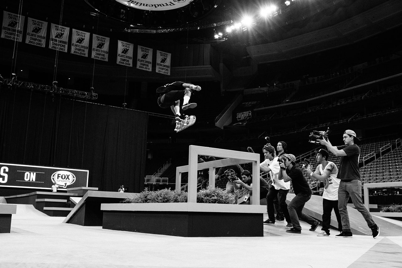 2014 SLS Nike SB Super Crown World Championship Recap