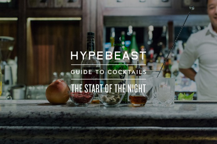 The Guide to Cocktails: The Start of the Night