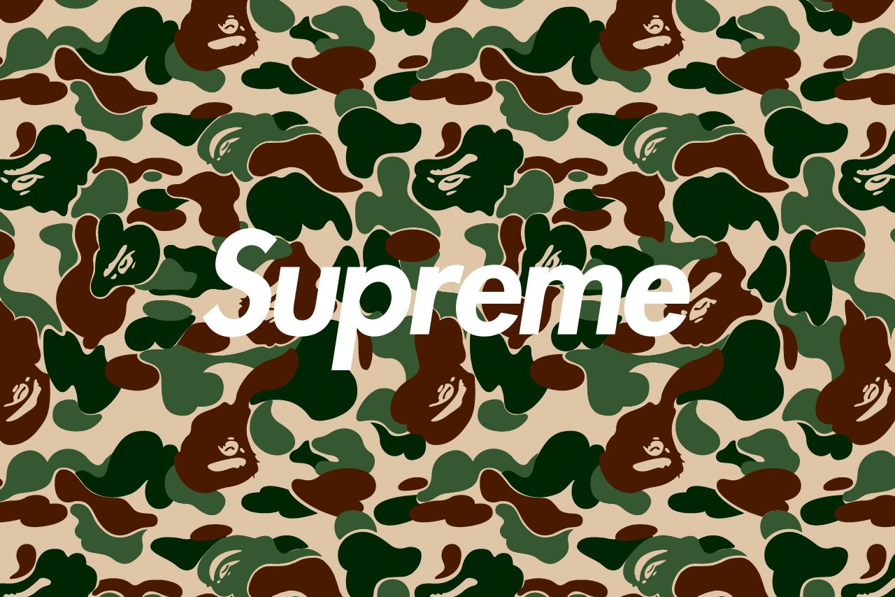 Supreme vs. BAPE: Who's the King of Collaboration?