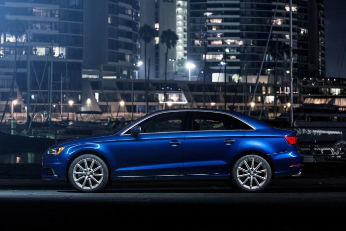 2015 Audi A3 Sedan 2.0T Quattro S Tronic