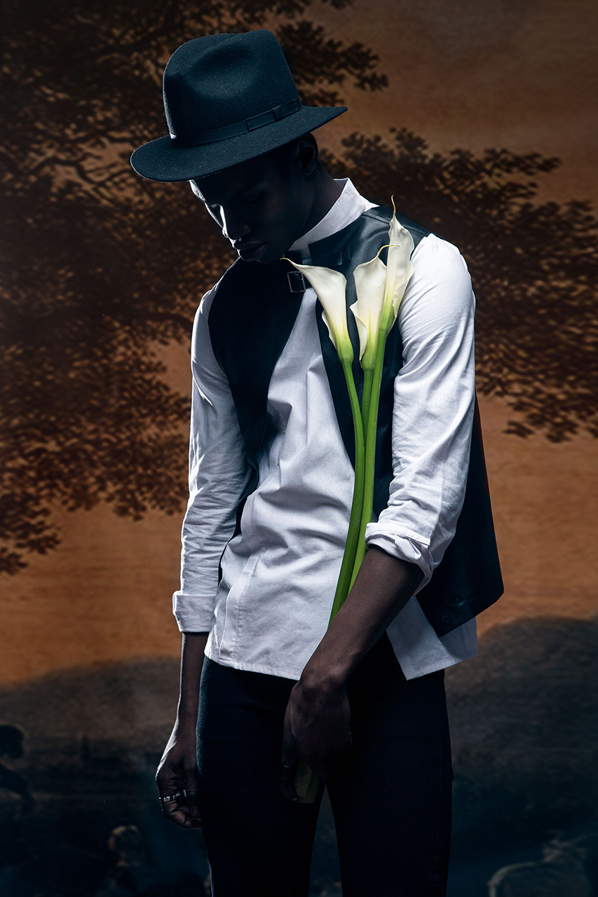3 paradis 2014 fall winter editorial by antoine la rochelle