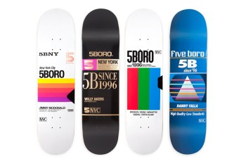 "5Boro ""VHS Tapes"" Deck Series"