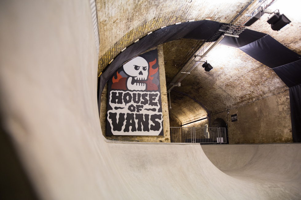 London House of Vans Opening Recap