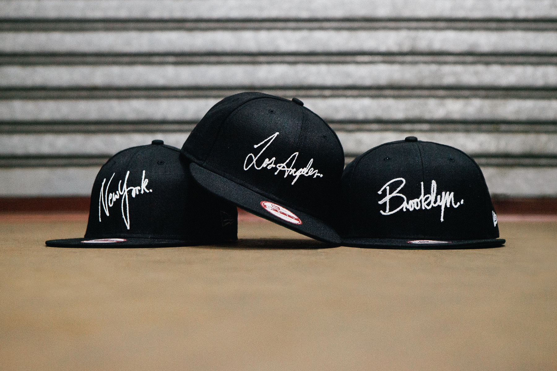 New Era Launches New Cap Collection Paying Homage to Brooklyn, New York and Los Angeles