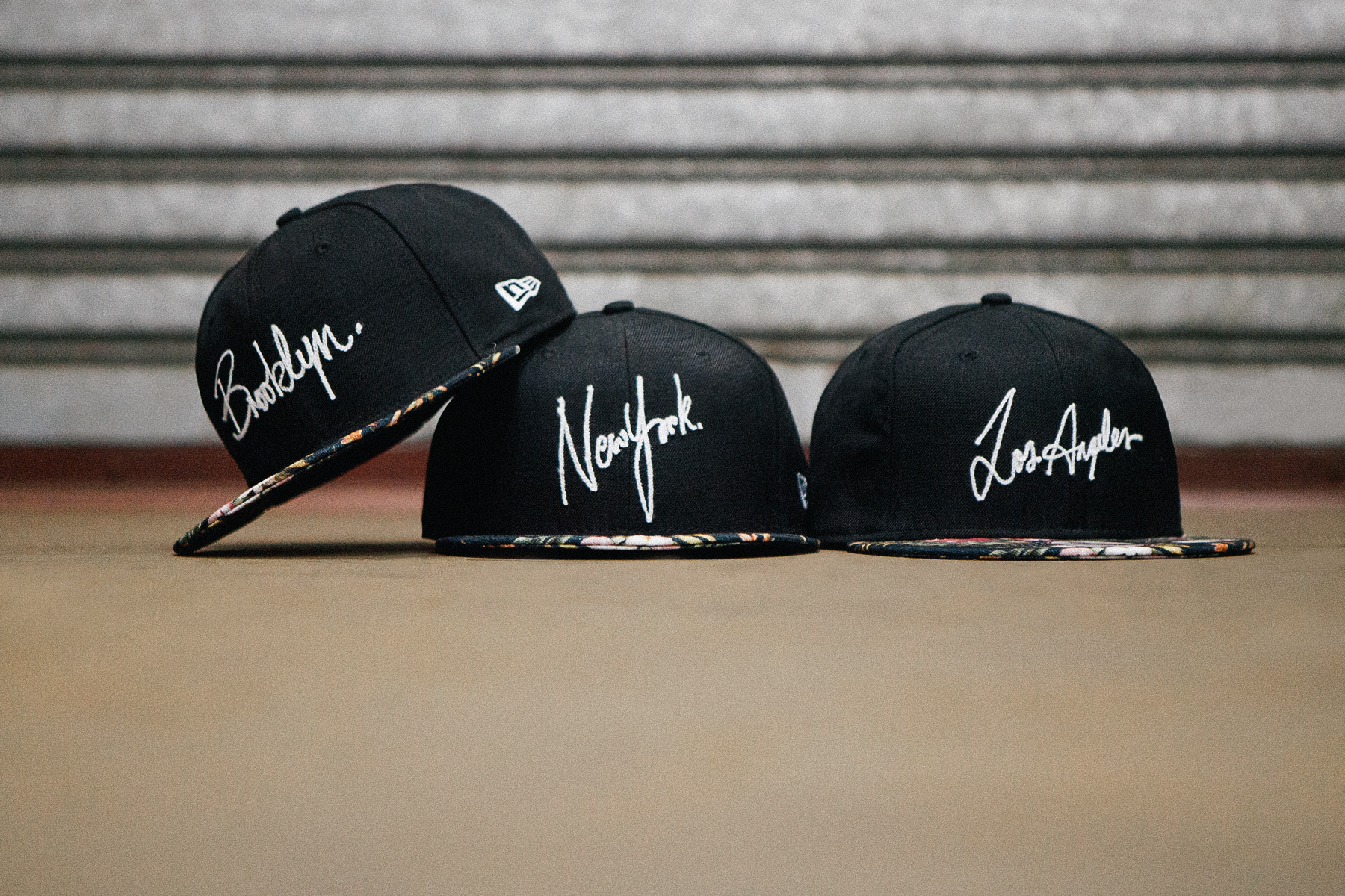 new era launches new cap collection paying homage to brooklyn new york and los angeles