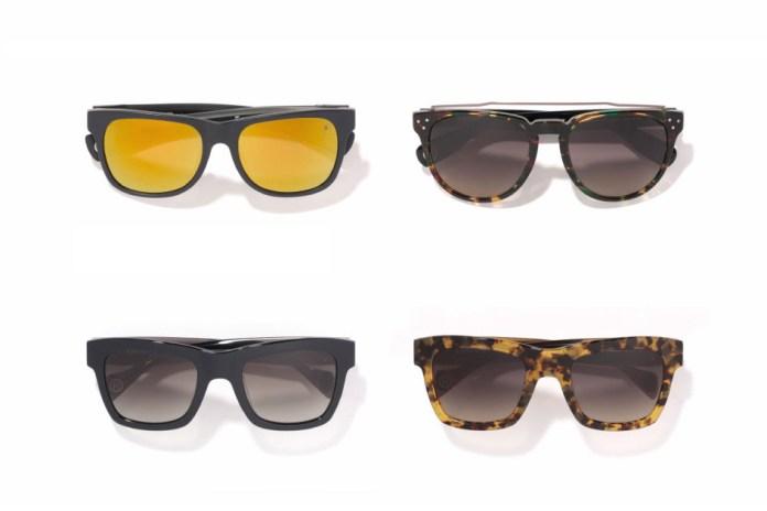 A Bathing Ape 2014 Fall Eyewear Collection