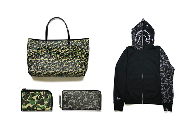JAM HOME MADE x A Bathing Ape Capsule Collection