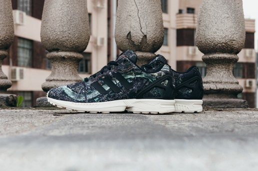 "A Closer Look at the adidas Originals ZX Flux ""London"""