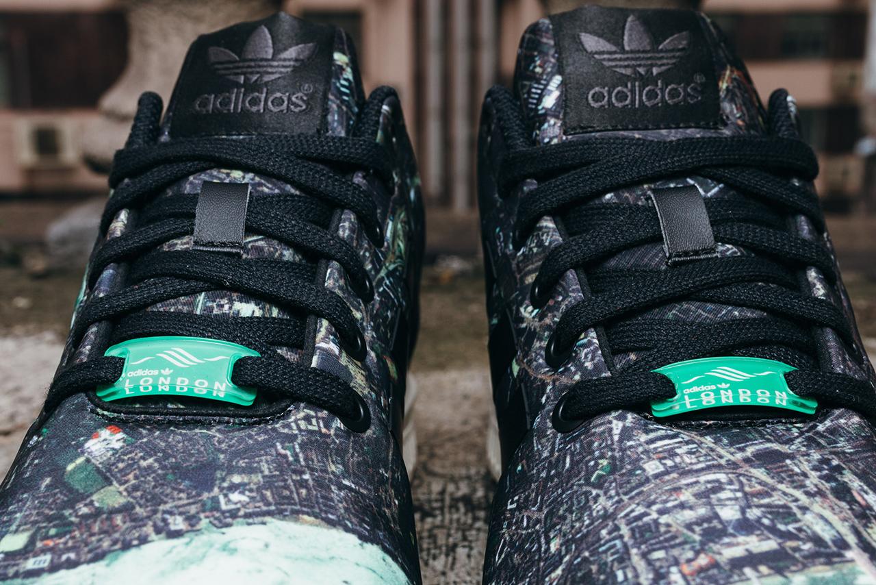 """A Closer Look at the adidas Originals ZX Flux """"London"""""""
