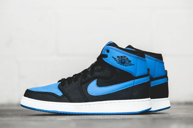 "A Closer Look at the Air Jordan 1 KO High ""Royal"""