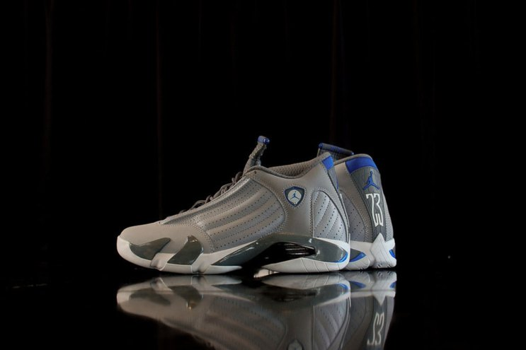 "A Closer Look at the Air Jordan 14 Retro ""Wolf Grey"""