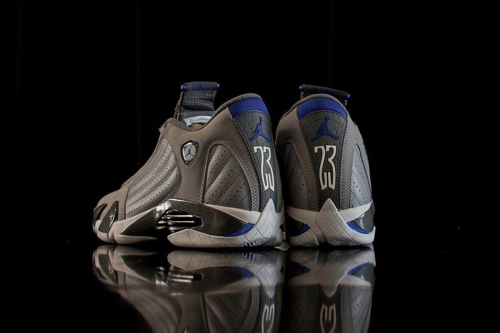 "A Closer Look at the Air Jordan 14 Retro ""Wolf Grey"""