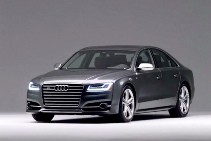 A Closer Look at the Audi A8