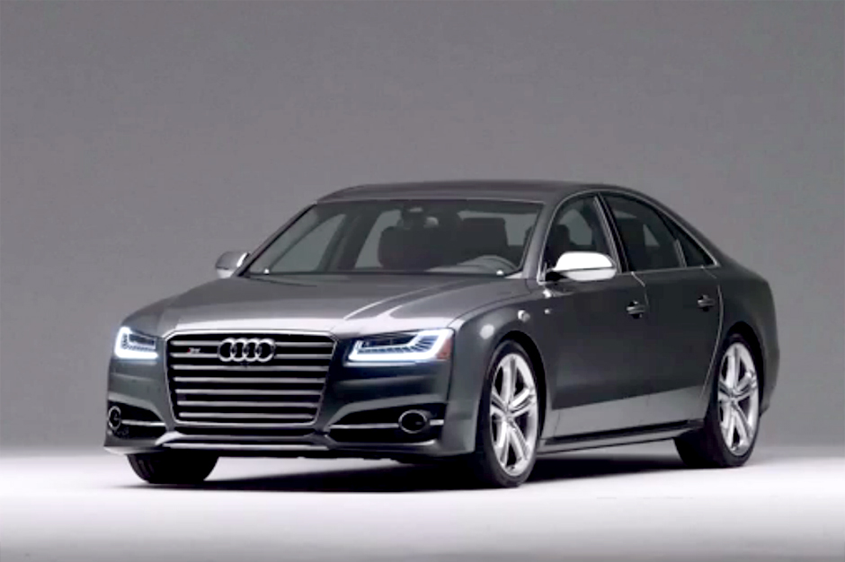 A Closer Look at the Audi A8