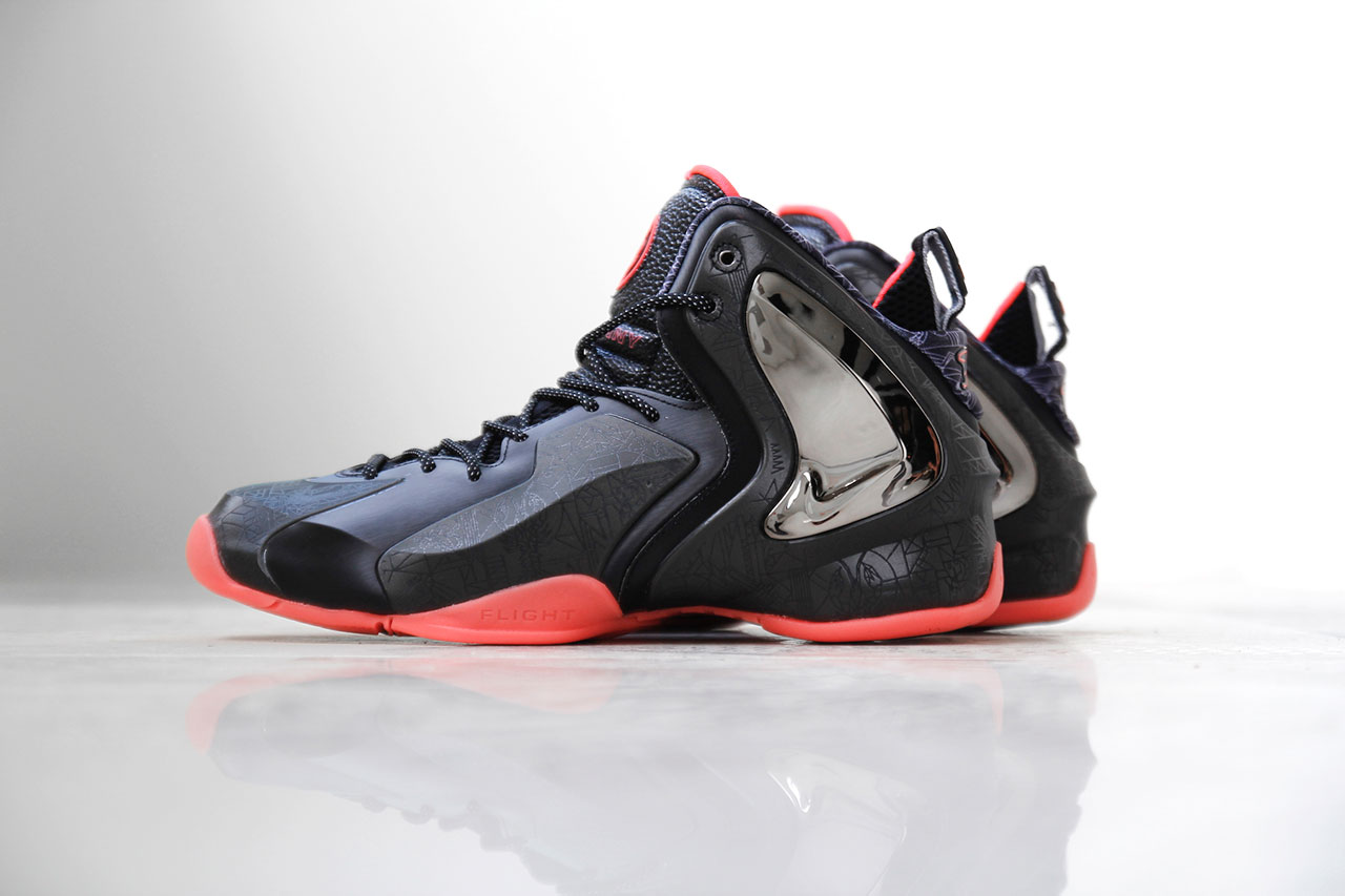"""A Closer Look at the Nike Lil Penny Posite """"NOLA Gumbo League"""""""
