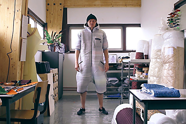 A Conversation with Borre Akkersdijk on Incorporating Technology Into Textiles