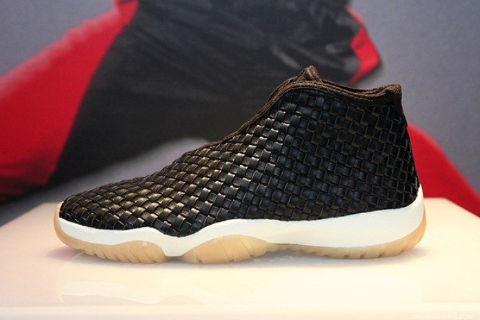 "A First Look at the Air Jordan Future Premium ""Gum Sole"""