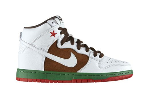 """A First Look at the Nike SB Dunk High """"31st State"""""""