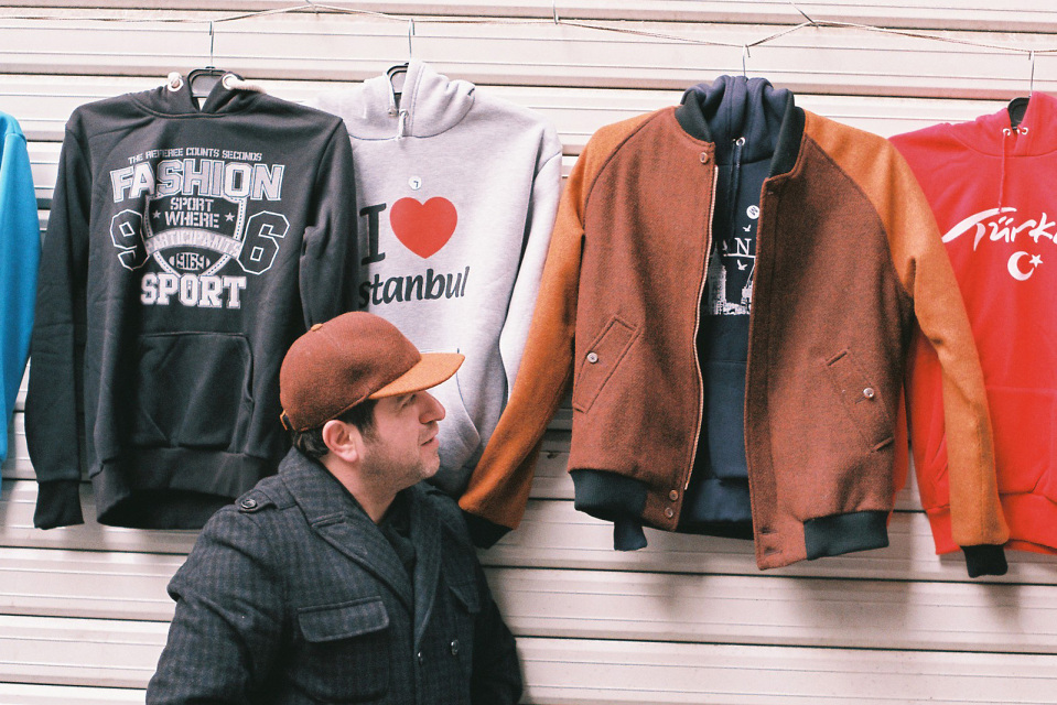 "A Kind of Guise 2014 Fall/Winter ""Turkish Delight"" Lookbook"