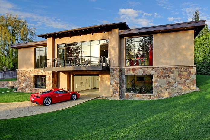 A Look Inside a Car Enthusiast's $4 Million USD Mansion