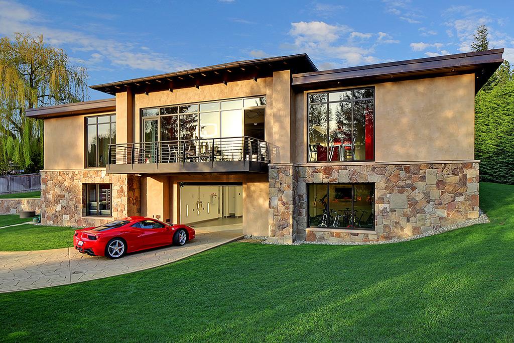 A Look Inside a Car Enthusiast's $4 Million USD Mansion