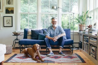 A Look Inside the Upstate New York Home of J.Crew's Frank Muytjens