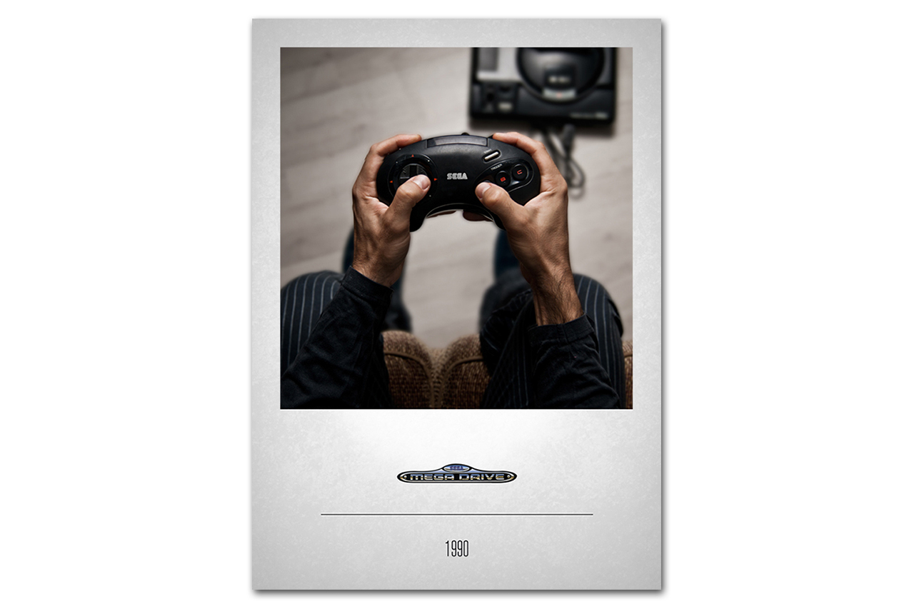 A Visual Look Into the History of Video Game Controllers by Javier Laspiur