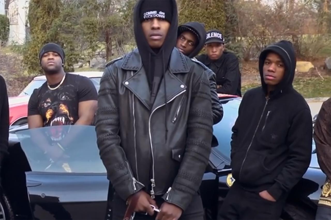 A$AP Rocky's 'SVDDXNLY' – Part 3
