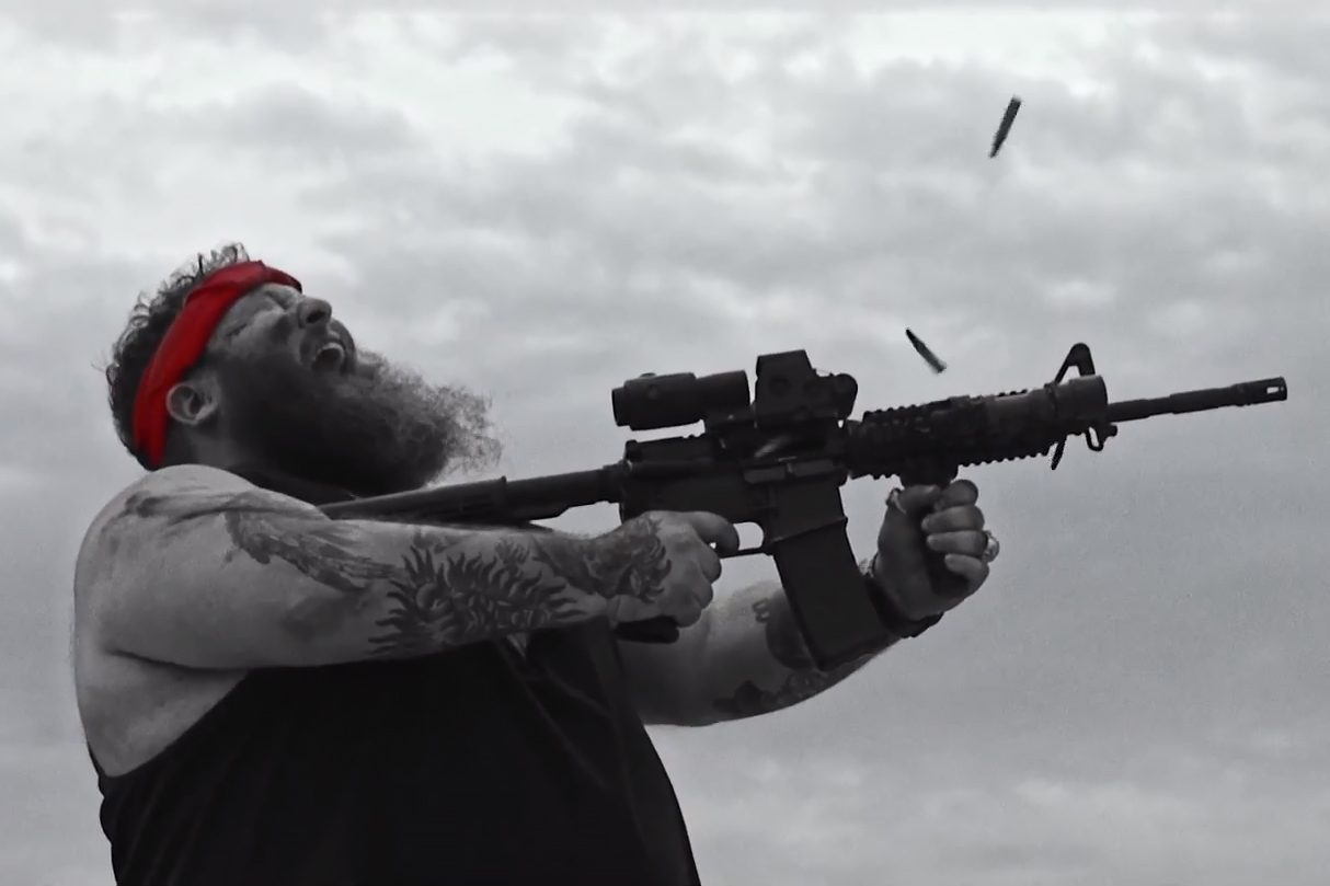 "Action Bronson ""Easy Rider"" Music Video"
