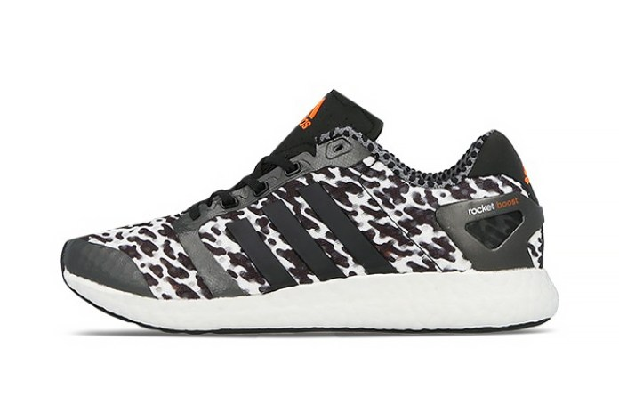 adidas Climachill Rocket Boost White/Black/Black