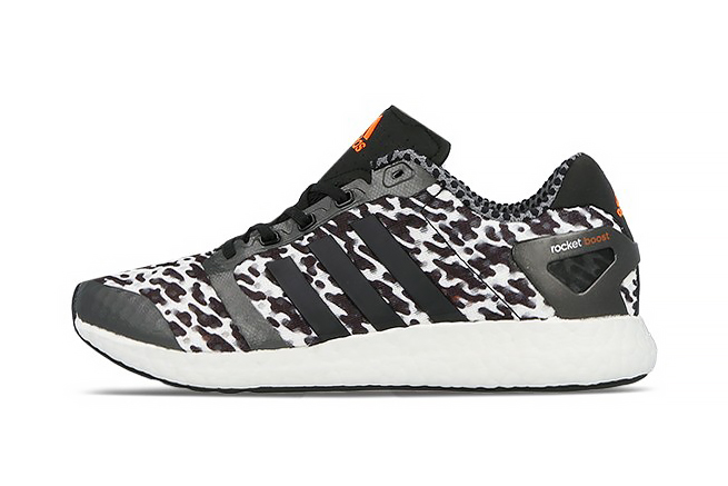 adidas climachill rocket boost white black black