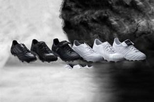 "adidas Copa Mundial, f50 & Predator ""Black/White"" Collection"