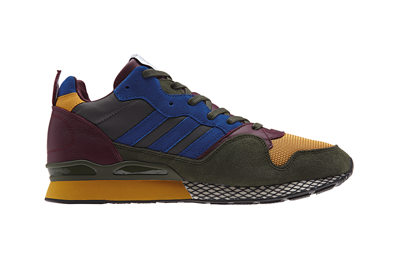 adidas Originals by 84-Lab 2014 Fall/Winter Footwear Collection