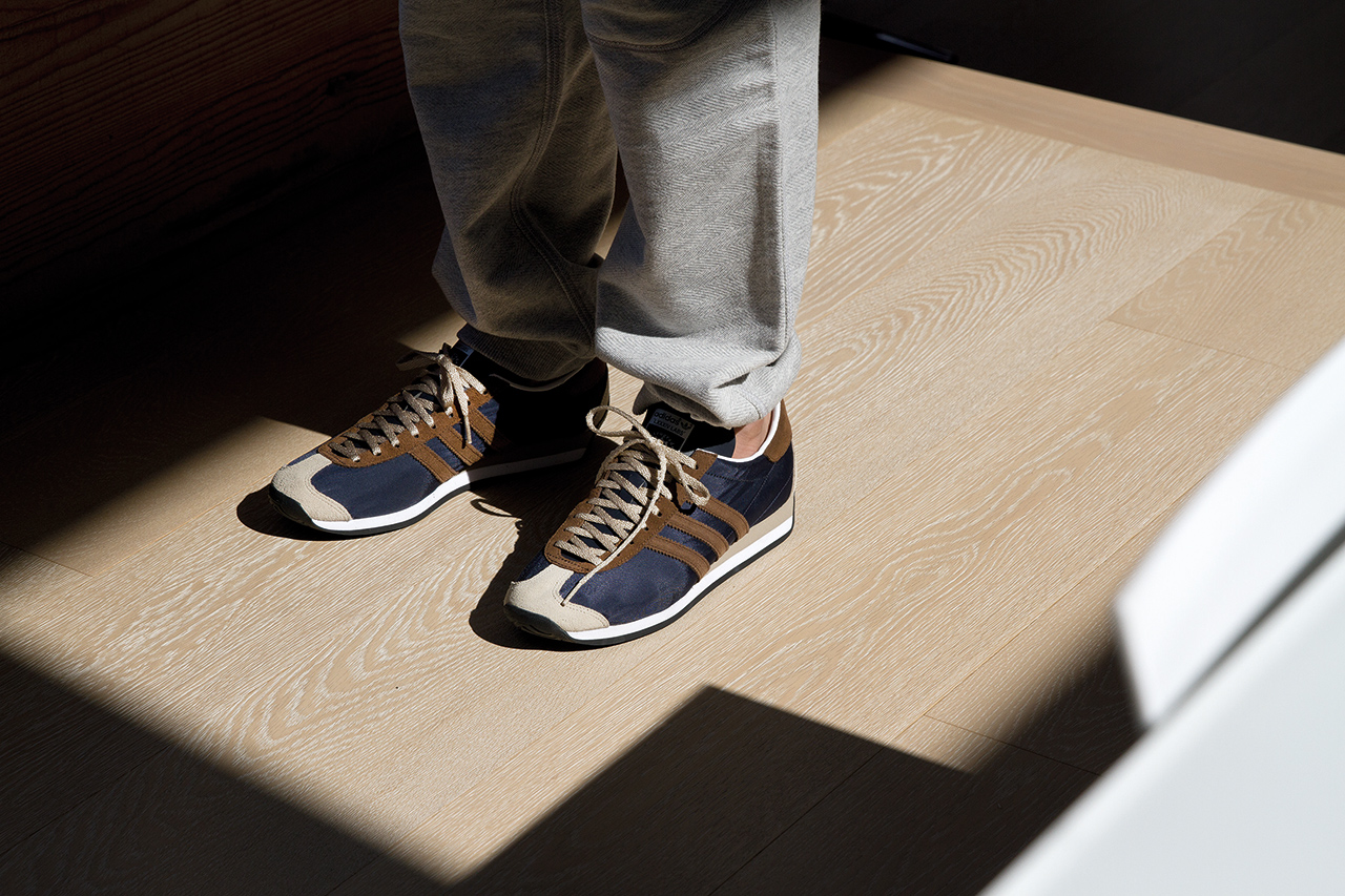 adidas Originals by 84-Lab 2014 Fall/Winter Footwear Lookbook
