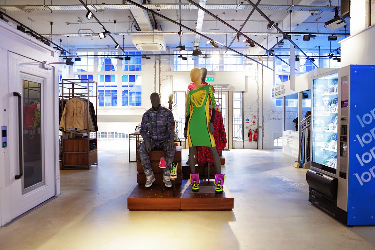 adidas Originals London Flagship Store Opening Recap