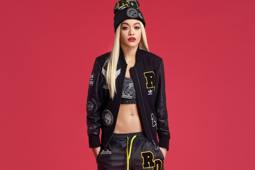adidas Originals by Rita Ora #Unstoppable Lookbook