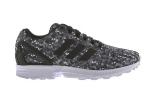"adidas Originals ZX Flux ""Monochrome Diamond"""