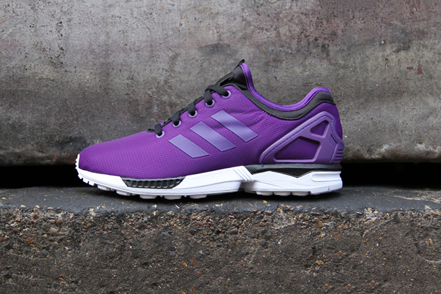 "adidas Originals ZX Flux NPS ""Purple"""