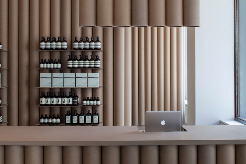 Aesop Downtown Los Angeles by Brooks + Scarpa Architects