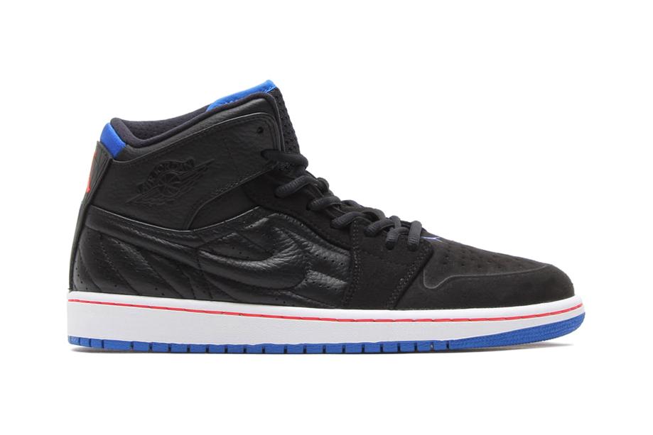 Air Jordan 1 Retro '99 Black/Sport Blue-Infrared 23-White