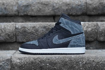 Air Jordan 1 Retro Shark/Elephant by JBF