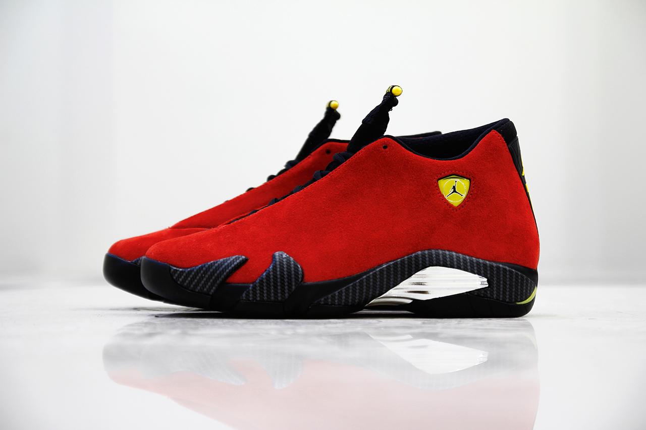 """Air Jordan 14 Retro """"Ferrari"""""""